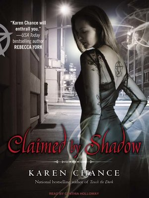 cover image of Claimed by Shadow
